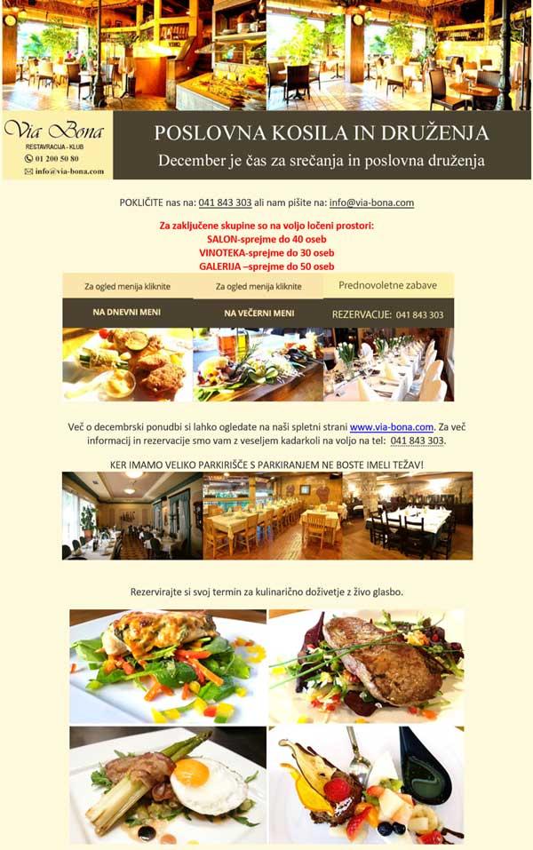 Marketing113 - emaill marketing - Via Bona